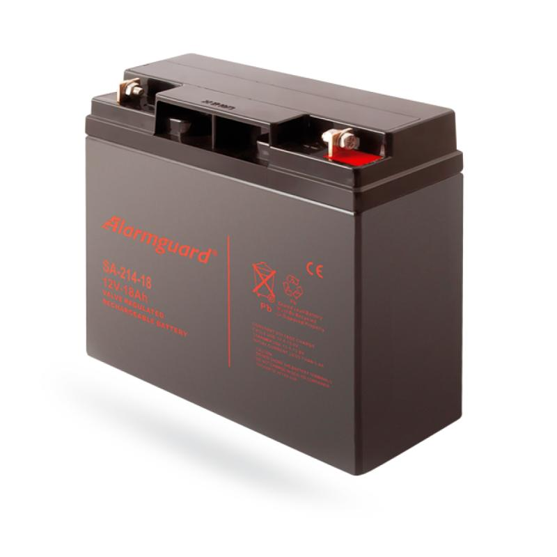Batterie au plomb rechargeable ( 12V -18 Ah ) - Alarme vol