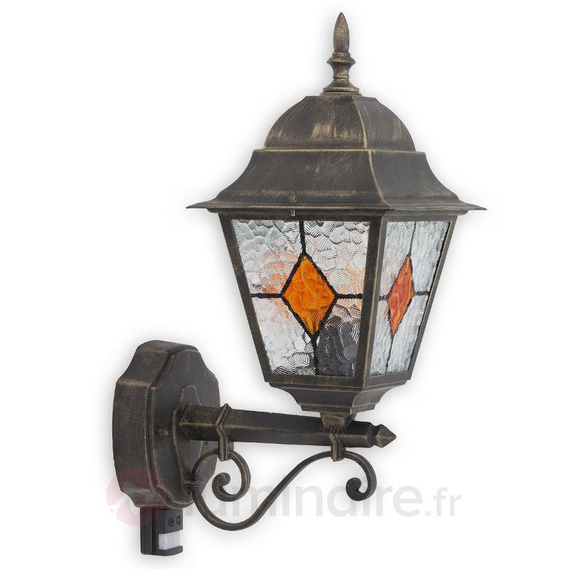 Applique d'extérieur LED Jason - Appliques d'extérieur avec détecteur