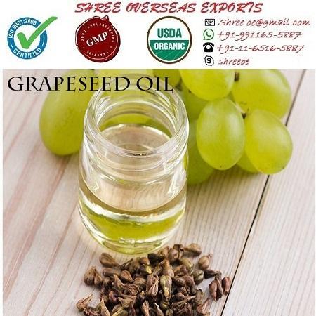 Organic Grapeseed Oil  - USDA Organic