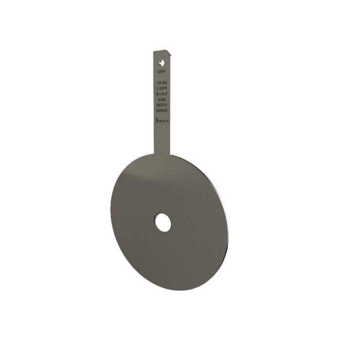 Plaque à orifice à entrée conique - Fabricant de plaques à orifice pour mesure de débit par pression différentielle