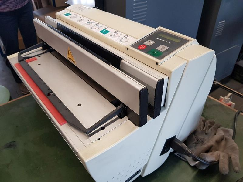 Planatol Planax Copy Binder 1 - Used Machine