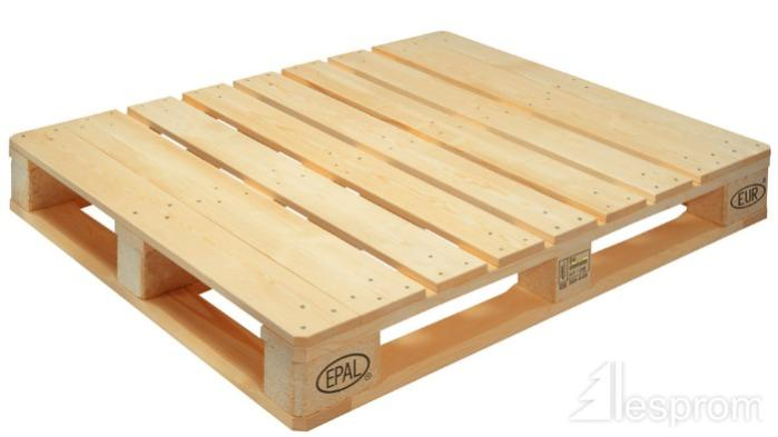 Certified New and Used Epal Pallet - NEW SPRUCE /PINE USED EUR-EPAL Pallets For Sell
