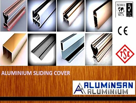 Aluminium Furniture Profile