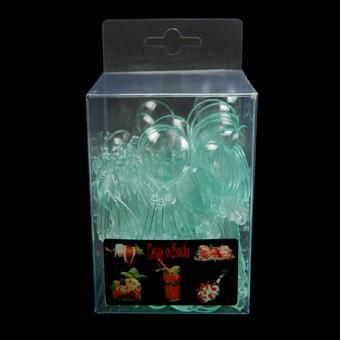 Mise en bouche MMB boîte transparente - MMB26 Cuillère