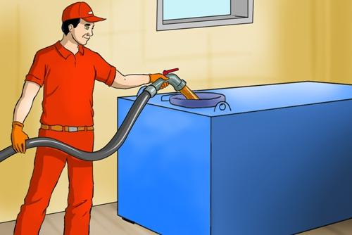 Πετρέλαιο θέρμανσης