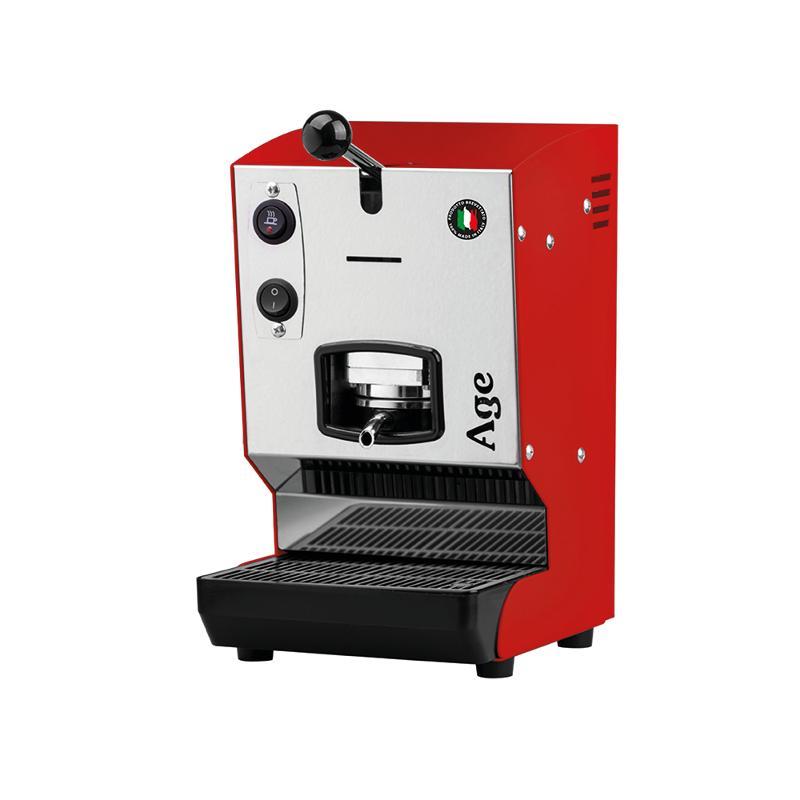 Macchine A Cialde Aroma Age Colore Rosso 50 Cialde Omaggio - Aroma Age