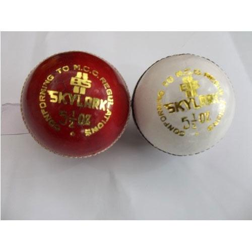 stress cricket ball