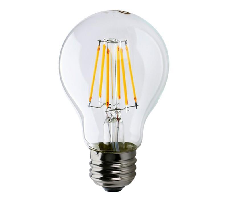 Ampoule filament LED A60  - 5.5W, 560 lm, E27, 2700K