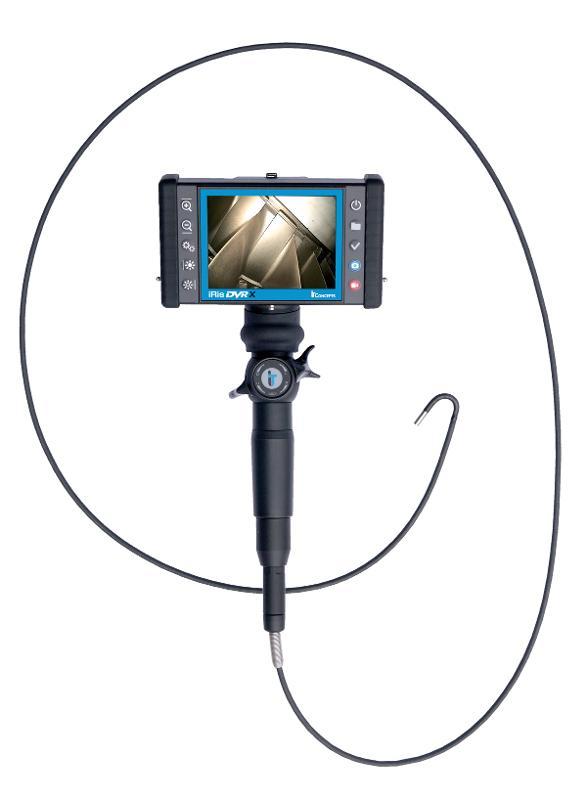 iRis DVR X Videoendoskop-System
