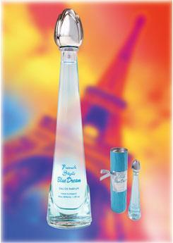 Parfums Pour elle - FRENCH STYLE BLUE DREAM