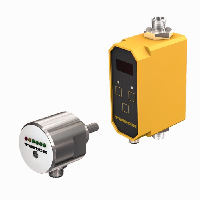 Sensortechnik - Strömungssensor / Durchflussmesser