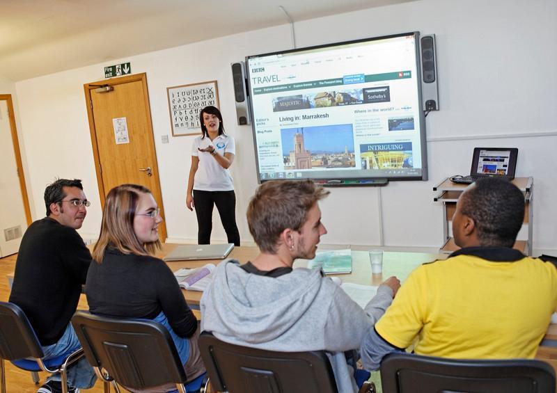 BSC Edimburgo - Cursos de inglés en Edimburgo