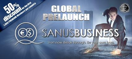 SANUSBUSINESS PREMIUM package