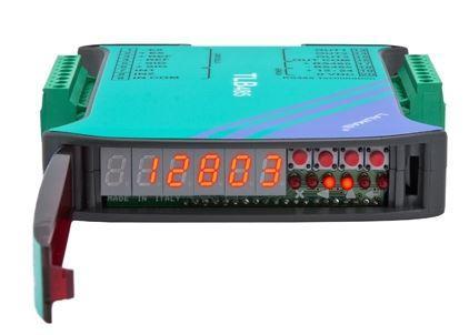TLB Profi - DIGITAL WEIGHT TRANSMITTER (RS485 - PROFIBUS )
