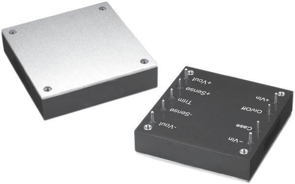 EHB200W 200 Watt - DC-DC printed modules