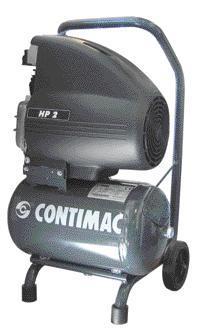 Compresseur 280L/min avec roue - null