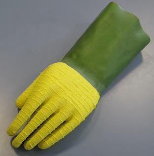 Acid Proof Rubber gloves- Ludwik - Protection gloves