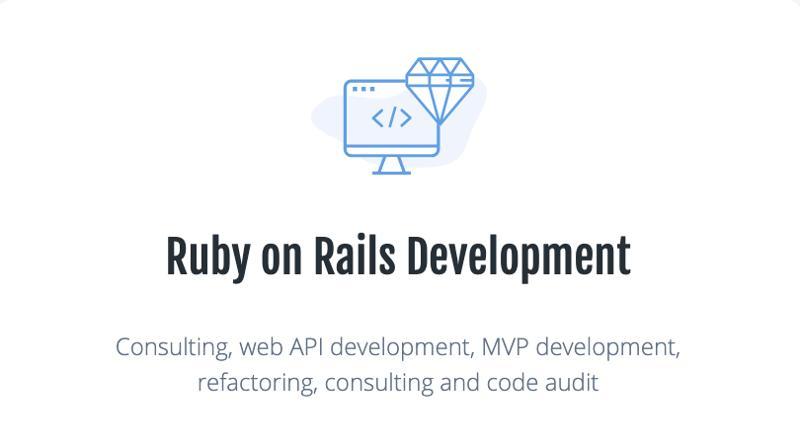Ruby On Rails Development - null