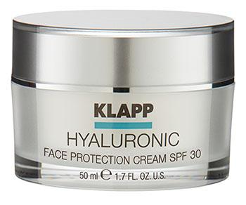 FACE PROTECTION CREAM SPF 30 - HYALURONIC 50 ml