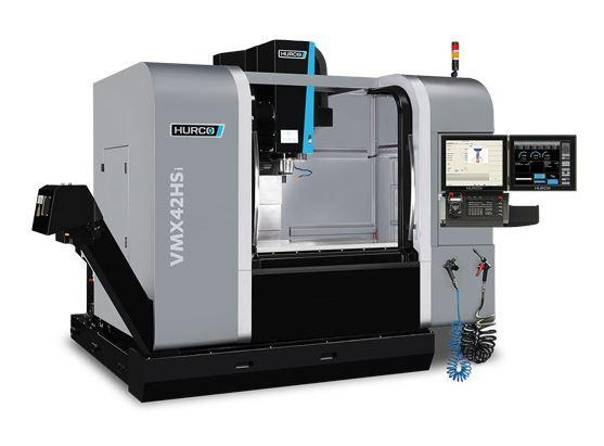 3-Axis-Machining-Center High Speed  - VMX 42 HSi - Premium components and expert design