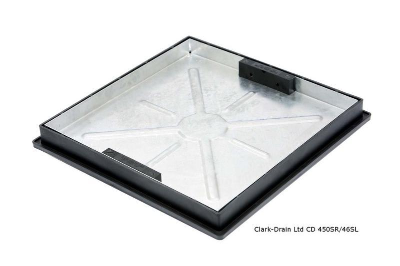 Manhole Cover - CD 450SR/46SL
