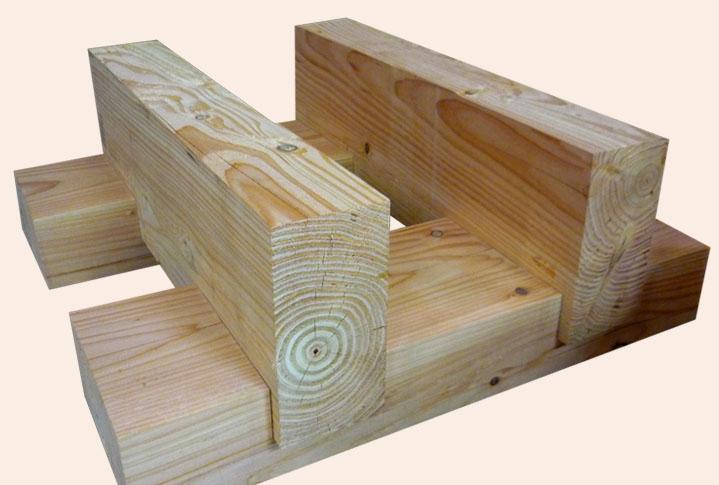 Bardage en bois - null