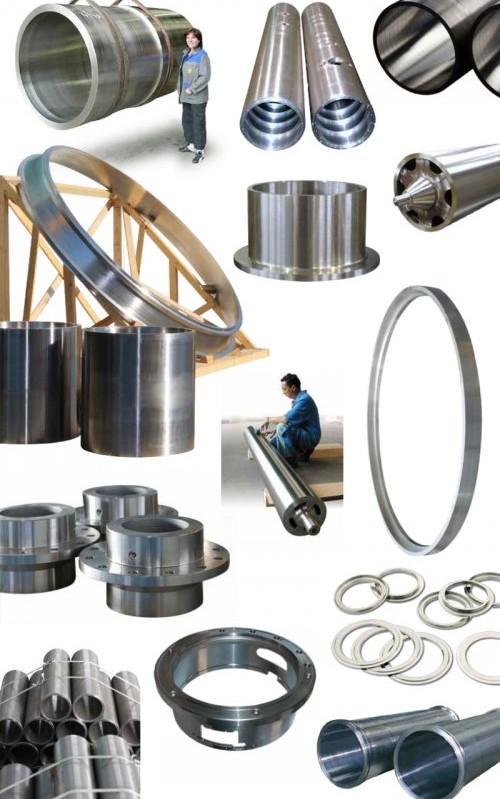 Centrifugation d'aciers inoxydables et alliages base nickel - Pièces centrifugées en ferritique, austénitique, martensitique, duplex, super du