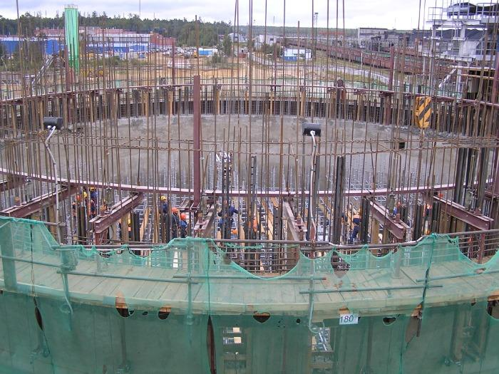 Special formwork PSK  - Special formwork systems for complicated forms and projects