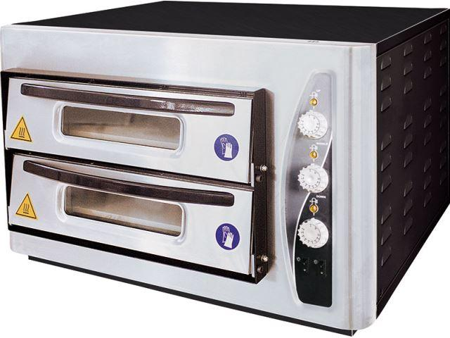 PO 401-402 SINGLE & DOUBLE DECK PIZZA OVENS