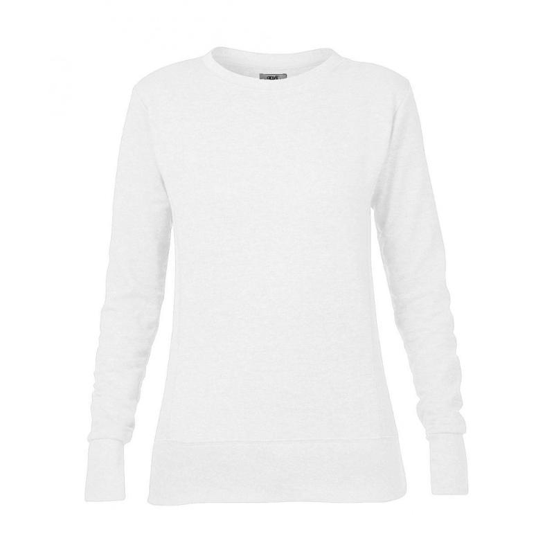 Sweatshirt femme Terry - Sans capuche