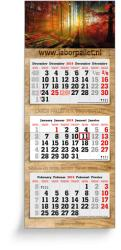 3-Monatsplaner - 3-Monats-Wandkalender Maxi BG