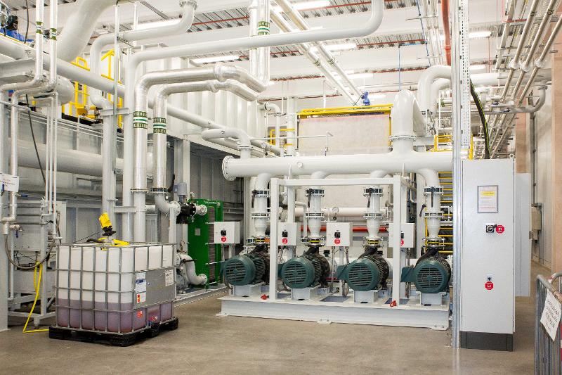 VAKUUMBANDFILTER - Coolant Filtration Systems
