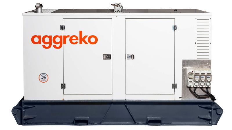 125 Kva Dieselgenerator - Stromerzeugung