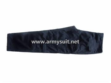 TAC.U Uniform Black - PNS-TAC04