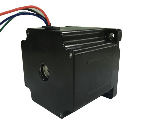 Stepper motor range