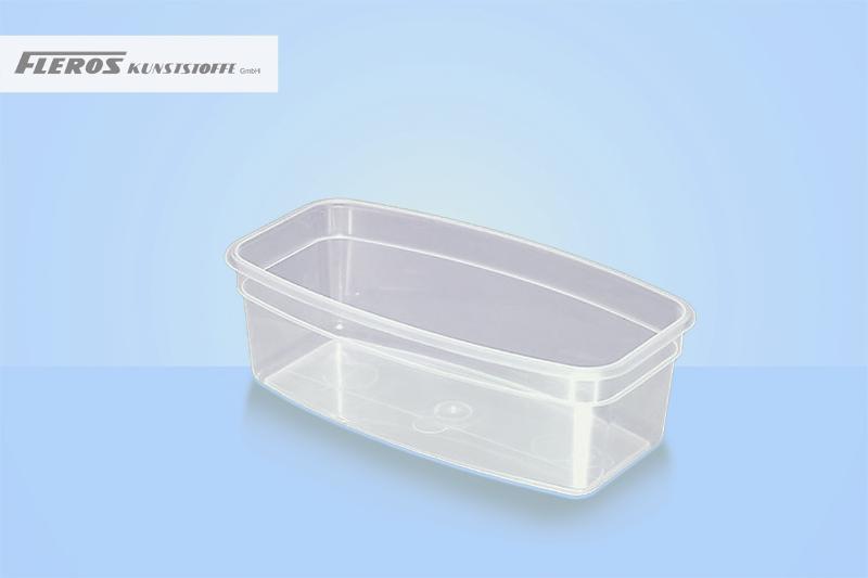 Rectangular bowls - SR 500 rectangular bowl