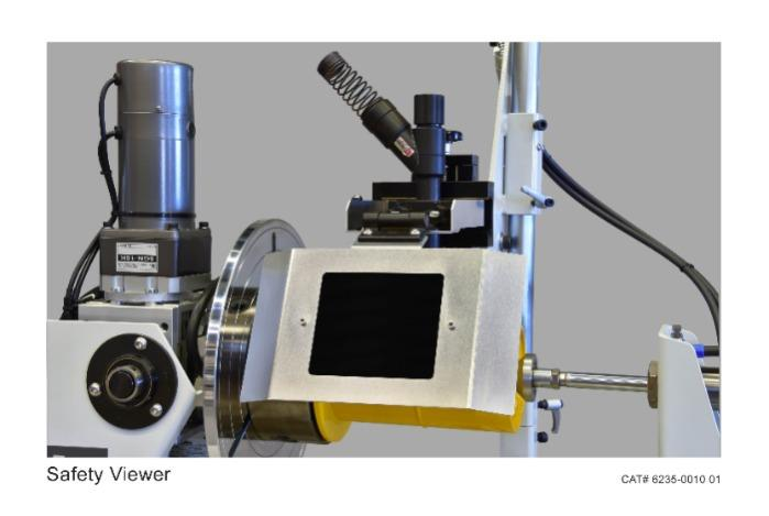 Safety protection welding glass, Safety viewer - ProArc SV-260 Safety viewer