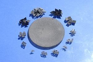 Cristal policristalino CVD