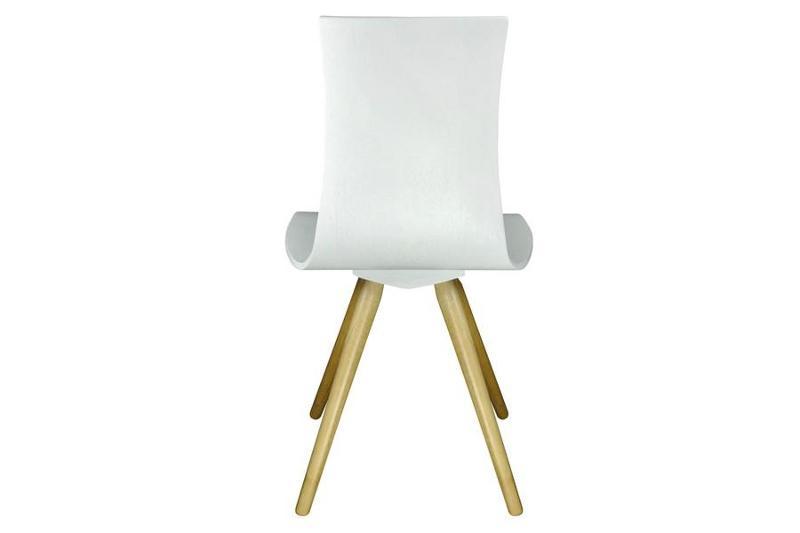 bois teinté blanc - scandinave 189 €  - CAUCASE