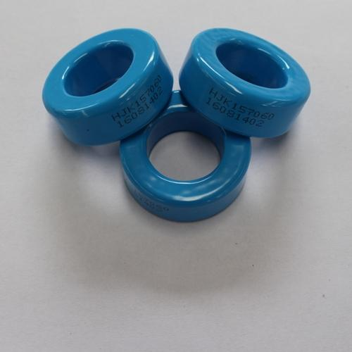 Inductor de imán de la máquina / núcleos de polvo magnético  - Azul, OD * ID * HT (40,72 * 23,30 * 15,37)