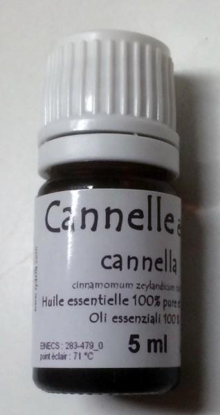 Olio essenziale di Cannella scorza - Oli essenziali