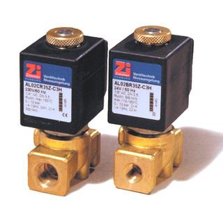 Baureihe / Type AL 02 R - 2/2 Wege Magnetventil - null