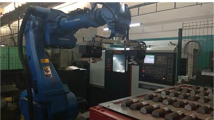 Организация автоматизированных производственных участков -