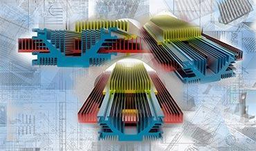Алюминиевый профиль под заказ - Поможем спроектировать, изготовим и отгрузим в срок алюминиевый чертежный профил