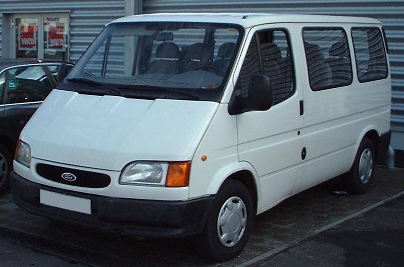 Assise mousse pour Ford Transit - assisetransit
