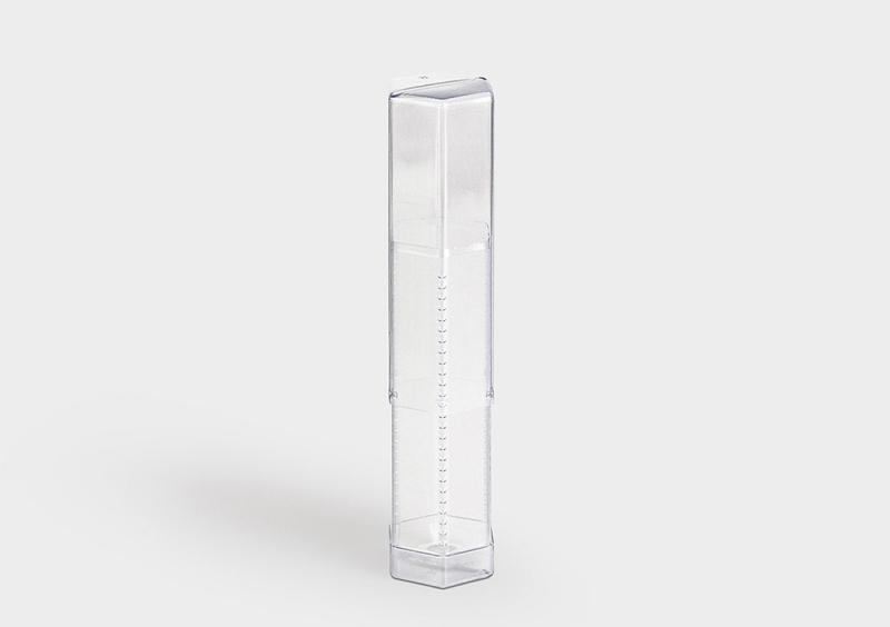 HexPack - Tubos de plástico
