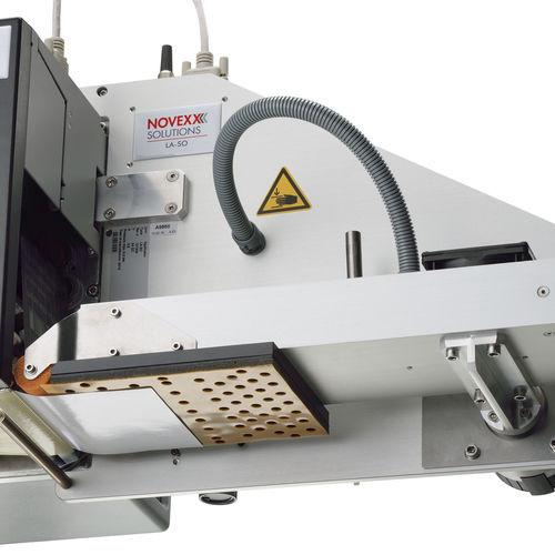 Applicator LA-SO - applicator for automatic labeler / swing-on / flexible / durable