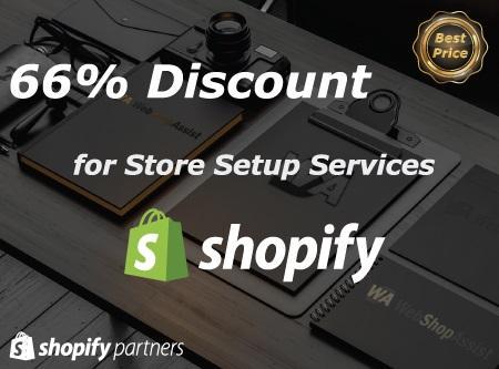 Servicii Creare Magazin Shopify