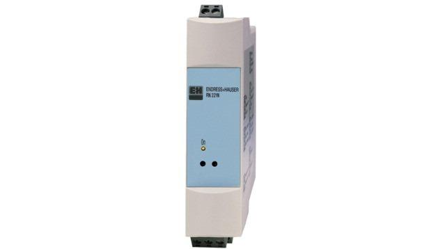 RN221N Active barrier with optional HART® diagnosis -