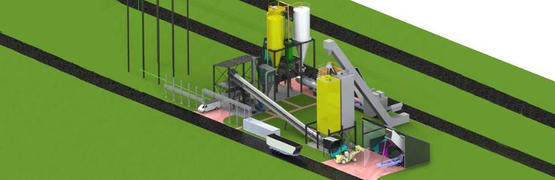 BioTfuel - Projet de micronisation et gazéification Dunkerque